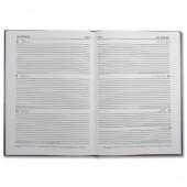 Collins Eco Diary A4 WTV 2012 Blk EC40