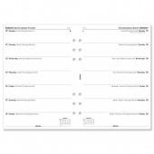 Filofax 2012 A5 Week/Page Dry 6851712
