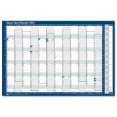 Sasco 2012 Vertical Year Planner 2400563