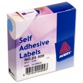 Avery Labels Dispenser 19mm Blu 24-509