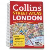 &London Street Atls Sml SP 9780007317882