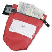 VersapakLtd Secure Cash Bag Red CCB0_RDS
