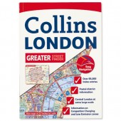 Greater London Strt Atls 9780007274376