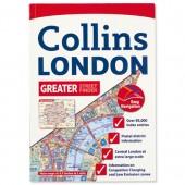 Greater London Strt Atls 9780007274376