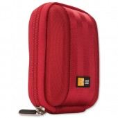 Camera Case Red 6.4x2.5x9.7cm Interior