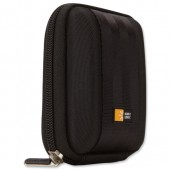 Camera Case Black 6.4x2.5x9.7cm Interior