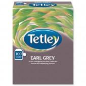 Tetley String&Tag Earl Grey Pk100 A01420