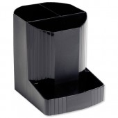 Exacompta Eco Pen Box Black 675014D