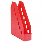 Avery Basics Mag Rack Red 1135RED
