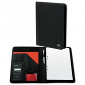 &Elba Pierre Writing Case Blk 100080989