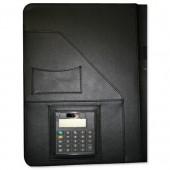 &Juscha Alassio Folio W/Calc&Pad 96086-1