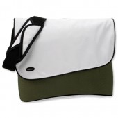 Lpak Ltop Mesnger Bag Nyl Grn&Gry 46085