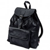 &Pride&Sl Backpack Leath Blk 47141