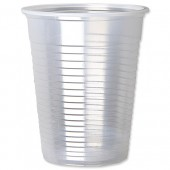 7oz clr PS novnd clddrink cup Pk100 5649