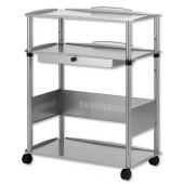 Nobo Wide Screen AV Trolley 1900789