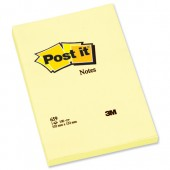 Post-It Note Pln 6inx4in 659YE