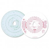 Chartwell Tachograph Charts Ck801/1101GZ
