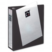 5 Star Office Pres R/Binder 65mm Black