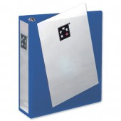5 Star Office Pres R/Binder 65mm Blue