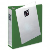 5 Star Office Pres R/Binder 65mm Grn