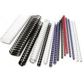 GBC B/Comb A4 10mm Blu 4028235 Pk100