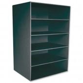 &Intensive File Store Pk2 Black