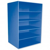 &Intensive File Store Pk2 Blue