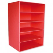 &Intensive File Store Pk2 Red