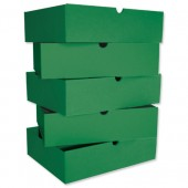 &Intensive File Drawer Pk5 Green