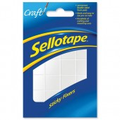 Sellotape Sticky Fixers Pack56 1445423