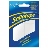 Sellotape Sticky Fixers Pack140 1445422