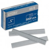 Rapid 66/8 Staples Box 5000 24868000
