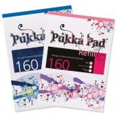 Pukka A4 Wave Refill Pad Ast6 May11/11