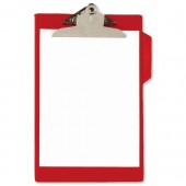 Rapesco Heavy Duty Clipboard Red 0490