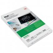 GBC Matt Pouch A4 2x125mic Pk50 3747524