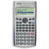 Casio Calculator Financial Fc 100