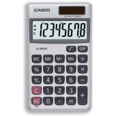 Casio Calculator Handheld SL300T/SV
