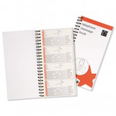 5 Star Telephone Message Book Ncr 320