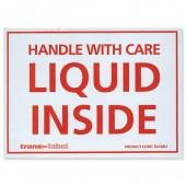 Adpac Parcel Lbl Liquid Inside SG108LI