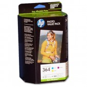 HP 364 Inkjet Photo Value Pk CH082EE