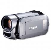 &Canon LEGRIA FS406 Silver Camcorder