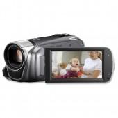 &Canon LEGRIA HFR26 Silver Camcorder