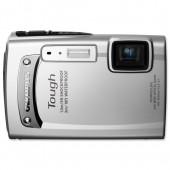 &Olympus TG310 DigCam Silver TG310