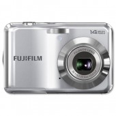 Fuji AV200 Silver Digital Camera AV200