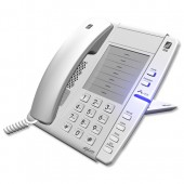 &Alphacom Business Telephone 100 White