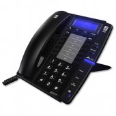 &Alphacom Business Telephone 300 Black