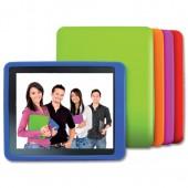 &Dexim Silicone Sleeve iPad-Ornge CSSO
