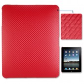 &Dexim Silicone Sleeve iPad- Red CSSR