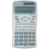 Sharp Scientific Calc EL520WB