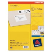 Avery Labels SmartStamp BulkJ5101-25